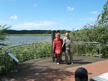 Ostseebad Binz/ Rügen: Schmachter See